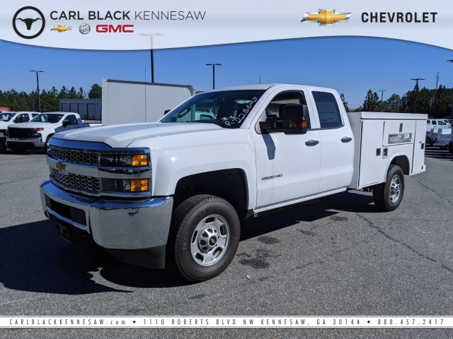 2019 Chevrolet Silverado 2500 Double Cab 4x2, Reading Service Body #F1191539 - photo 1