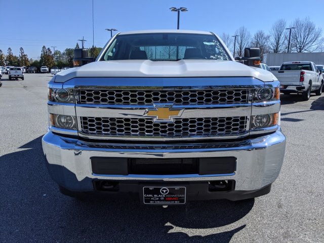 2019 Chevrolet Silverado 2500 Double Cab 4x2, Reading SL Service Body #F1191539 - photo 3
