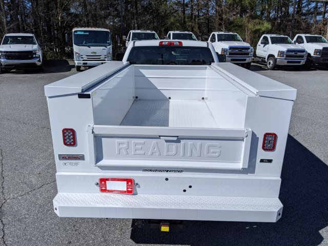 2019 Chevrolet Silverado 2500 Double Cab 4x2, Reading SL Service Body #F1191539 - photo 9