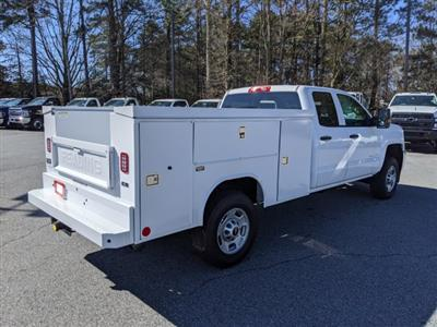 2019 Chevrolet Silverado 2500 Double Cab 4x2, Reading SL Service Body #F1191539 - photo 10