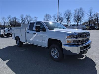 2019 Chevrolet Silverado 2500 Double Cab 4x2, Reading SL Service Body #F1191539 - photo 11