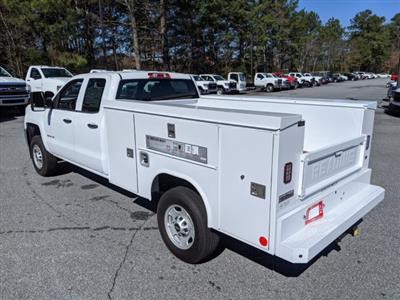 2019 Chevrolet Silverado 2500 Double Cab 4x2, Reading SL Service Body #F1191539 - photo 2