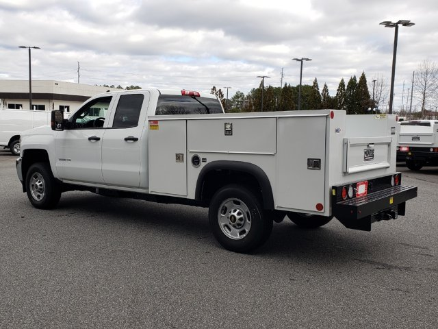 2019 Chevrolet Silverado 2500 Double Cab 4x2, Monroe Service Body #F1191541 - photo 1