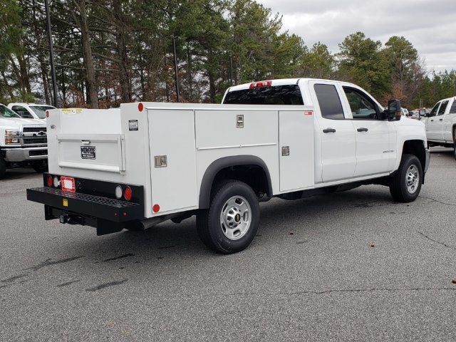 2019 Silverado 2500 Double Cab 4x2, Monroe MSS II Service Body #F1191541 - photo 8