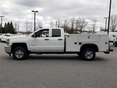 2019 Silverado 2500 Double Cab 4x2, Monroe MSS II Service Body #F1191541 - photo 3