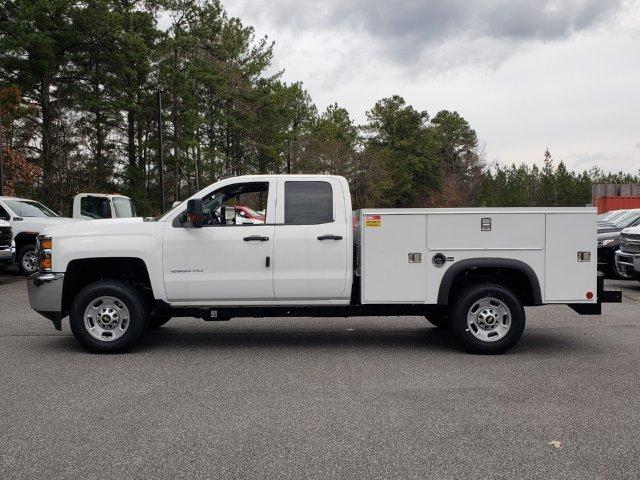 2019 Silverado 2500 Double Cab 4x2, Monroe MSS II Service Body #F1191542 - photo 3