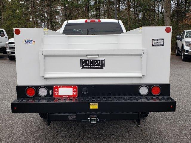 2019 Silverado 2500 Double Cab 4x2, Monroe MSS II Service Body #F1191542 - photo 7