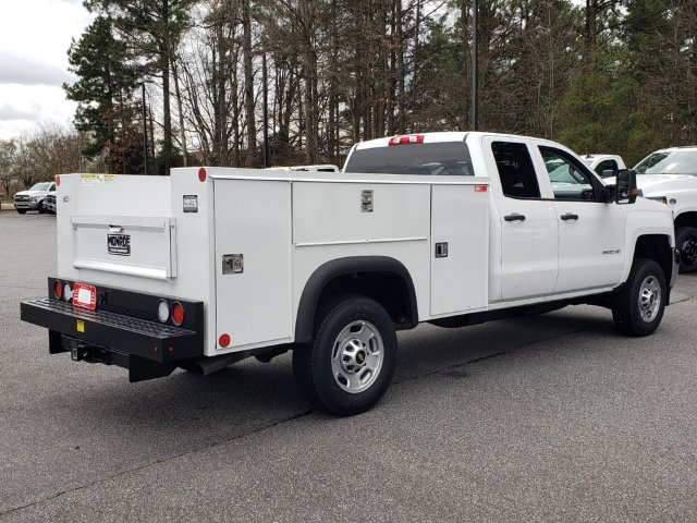 2019 Chevrolet Silverado 2500 Double Cab 4x2, Monroe Service Body #F1191542 - photo 1
