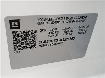 2019 Silverado 2500 Double Cab 4x2, Monroe MSS II Service Body #F1191542 - photo 8