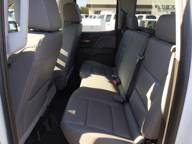 2019 Silverado 2500 Double Cab 4x2, Reading Service Body #F1191546 - photo 20