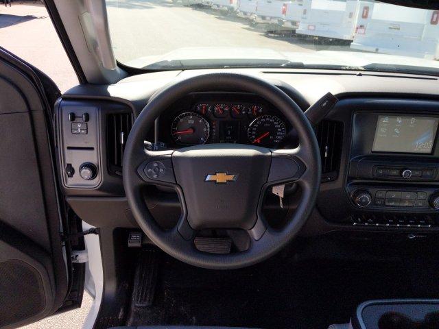 2019 Silverado 2500 Double Cab 4x2, Reading Service Body #F1191546 - photo 21