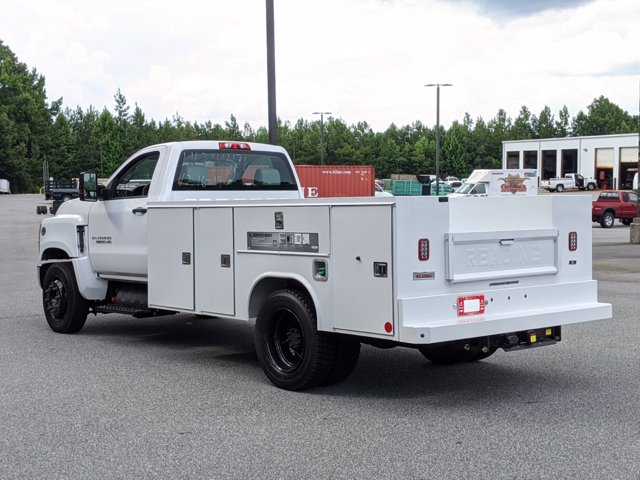 2020 Chevrolet Silverado Medium Duty Regular Cab DRW RWD, Reading Service Body #M1900000 - photo 1