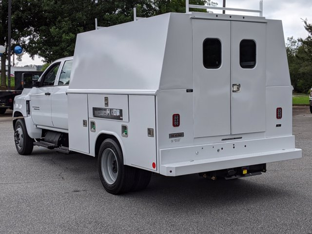 2020 Chevrolet Silverado Medium Duty Crew Cab DRW RWD, Reading Service Body #M1900017 - photo 1