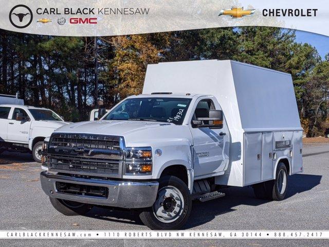 2020 Chevrolet Silverado Medium Duty Regular Cab DRW 4x2, Reading Service Body #M1900023 - photo 1