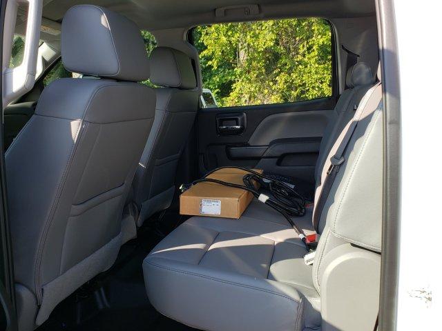 2019 Silverado Medium Duty Crew Cab DRW 4x4, Southern Coach Dump Body #M190093 - photo 5