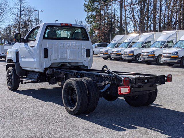 2021 Chevrolet Silverado Medium Duty Regular Cab DRW 4x4, Cab Chassis #M1910007 - photo 1
