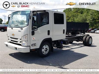 2019 LCF 4500HD Crew Cab 4x2, Cab Chassis #M1990005 - photo 1