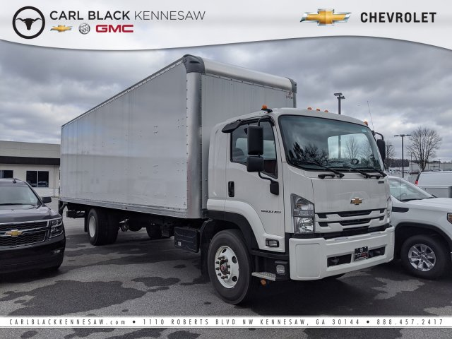 2019 Chevrolet LCF 6500XD Regular Cab RWD, Supreme Dry Freight #M1990007 - photo 1