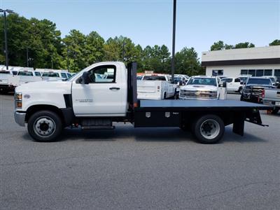 2019 Silverado Medium Duty DRW 4x2,  Womack Truck Body Dovetail Landscape Rollback Body #M1990028 - photo 3
