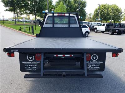 2019 Silverado Medium Duty DRW 4x2,  Womack Truck Body Dovetail Landscape Rollback Body #M1990028 - photo 6