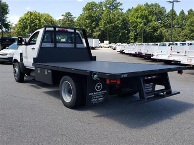 2019 Silverado Medium Duty DRW 4x2,  Womack Truck Body Dovetail Landscape Rollback Body #M1990028 - photo 2