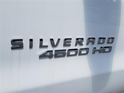 2019 Silverado Medium Duty DRW 4x2,  Womack Truck Body Dovetail Landscape Rollback Body #M1990028 - photo 7