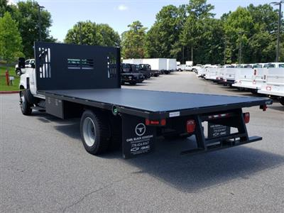 2019 Silverado Medium Duty Regular Cab DRW 4x2, Womack Truck Body Platform Body #M1990032 - photo 2