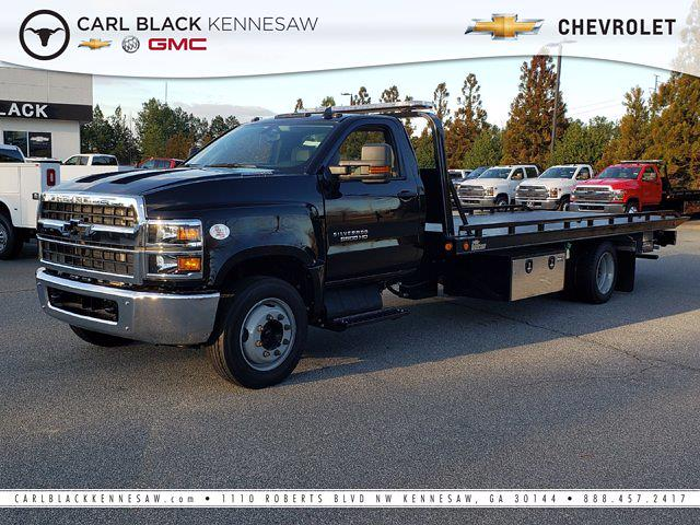 2019 Chevrolet Silverado Medium Duty Regular Cab DRW 4x2, Miller Industries Rollback Body #M1990034 - photo 1