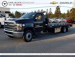 2019 Silverado Medium Duty Regular Cab DRW 4x2, Miller Industries Vulcan Rollback Body #M1990034 - photo 1