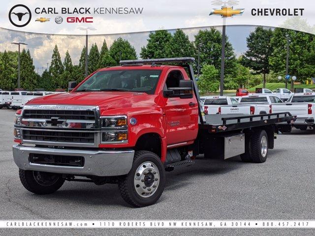 2019 Chevrolet Silverado Medium Duty Regular Cab DRW 4x4, Danco Rollback Body #M1990040 - photo 1