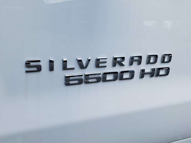 2019 Silverado Medium Duty Crew Cab DRW 4x2, Knapheide PGNB Gooseneck Platform Body #M1990055 - photo 7