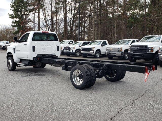 2019 Silverado Medium Duty Regular Cab DRW 4x4, Cab Chassis #M1990074 - photo 1