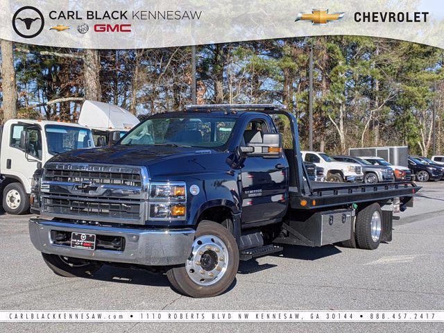 2019 Silverado Medium Duty Regular Cab DRW 4x2, Cab Chassis #M1990075 - photo 1