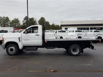 2019 Silverado Medium Duty Regular Cab DRW 4x2, Commercial Truck & Van Equipment Platform Body #M1990085 - photo 3