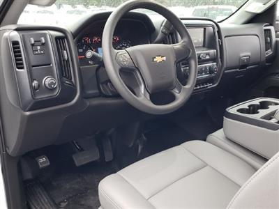 2019 Silverado Medium Duty Regular Cab DRW 4x2, Commercial Truck & Van Equipment Platform Body #M1990085 - photo 5