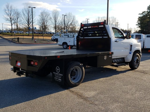 2019 Silverado Medium Duty Regular Cab DRW 4x2, Commercial Truck & Van Equipment Gooseneck Platform Body #M1990086 - photo 7