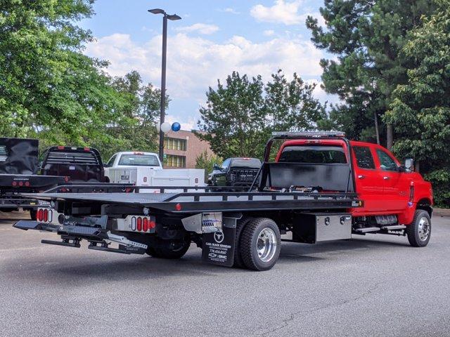 2019 Silverado Medium Duty Crew Cab DRW 4x4, Cab Chassis #M1990108 - photo 1
