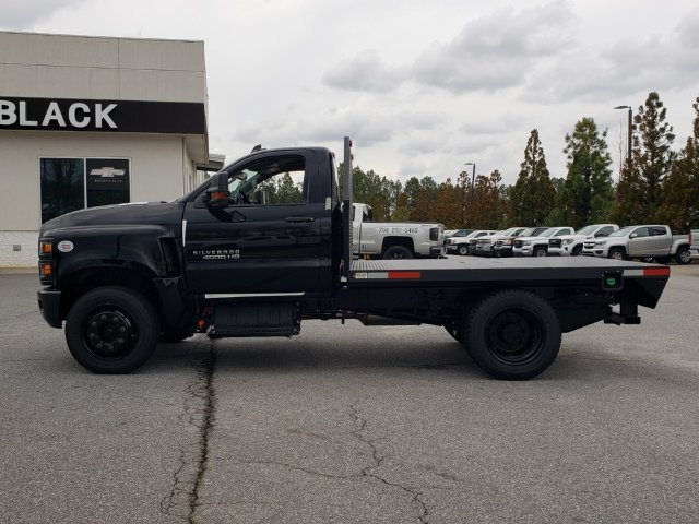 2019 Silverado Medium Duty Regular Cab DRW 4x2, Ingram Truck Body Platform Body #M1990110 - photo 3