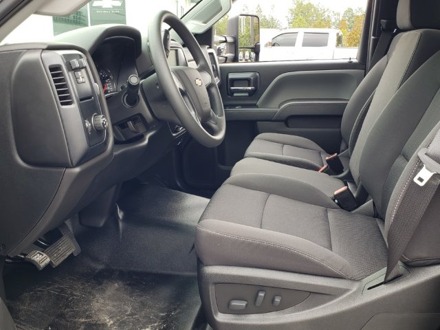 2019 Silverado Medium Duty Regular Cab DRW 4x2, Ingram Truck Body Platform Body #M1990110 - photo 4