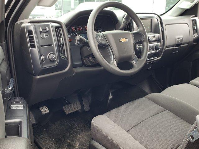 2019 Silverado Medium Duty Regular Cab DRW 4x2, Ingram Truck Body Platform Body #M1990110 - photo 5