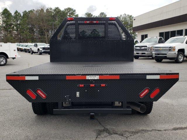 2019 Silverado Medium Duty Regular Cab DRW 4x2, Ingram Truck Body Platform Body #M1990110 - photo 6
