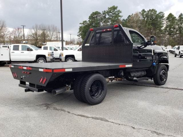 2019 Silverado Medium Duty Regular Cab DRW 4x2, Ingram Truck Body Platform Body #M1990110 - photo 7