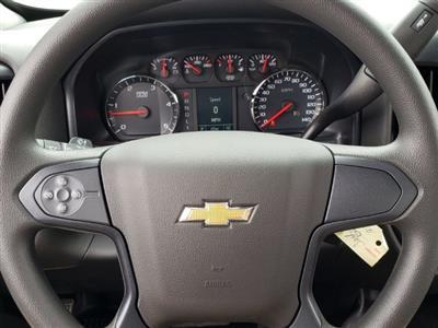 2019 Silverado Medium Duty Regular Cab DRW 4x2, Ingram Truck Body Platform Body #M1990110 - photo 11