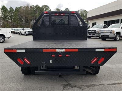 2019 Silverado Medium Duty Regular Cab DRW 4x2, Ingram Truck Body Platform Body #M1990110 - photo 6