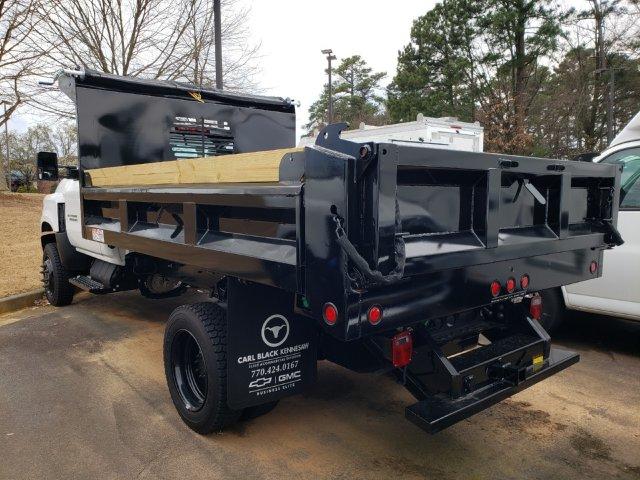2019 Silverado Medium Duty Regular Cab DRW 4x4, Freedom Dump Body #M1990119 - photo 1