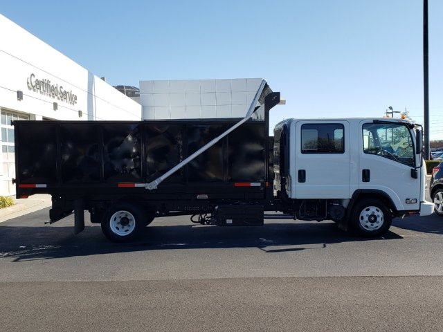 2018 LCF 4500HD Crew Cab 4x2, Landscape Dump #M1990131A - photo 10