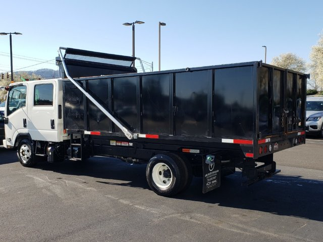 2018 LCF 4500HD Crew Cab 4x2, Landscape Dump #M1990131A - photo 2