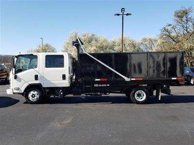 2018 LCF 4500HD Crew Cab 4x2, Landscape Dump #M1990131A - photo 3