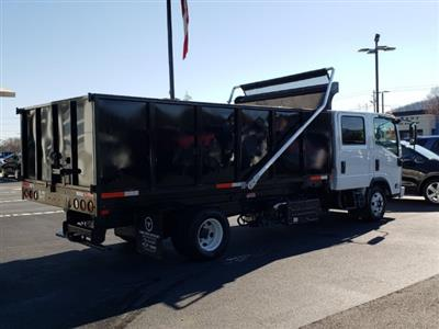 2018 LCF 4500HD Crew Cab 4x2, Landscape Dump #M1990131A - photo 9