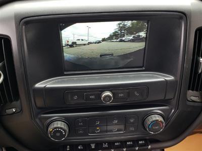 2019 Silverado Medium Duty Regular Cab DRW 4x2, Monroe Work-A-Hauler II Platform Body #M1990135 - photo 10